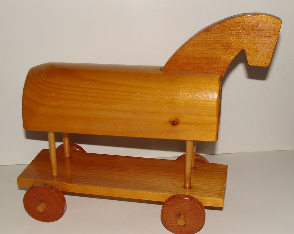 histoire d un petit cheval roulettes les quatre saisons. Black Bedroom Furniture Sets. Home Design Ideas