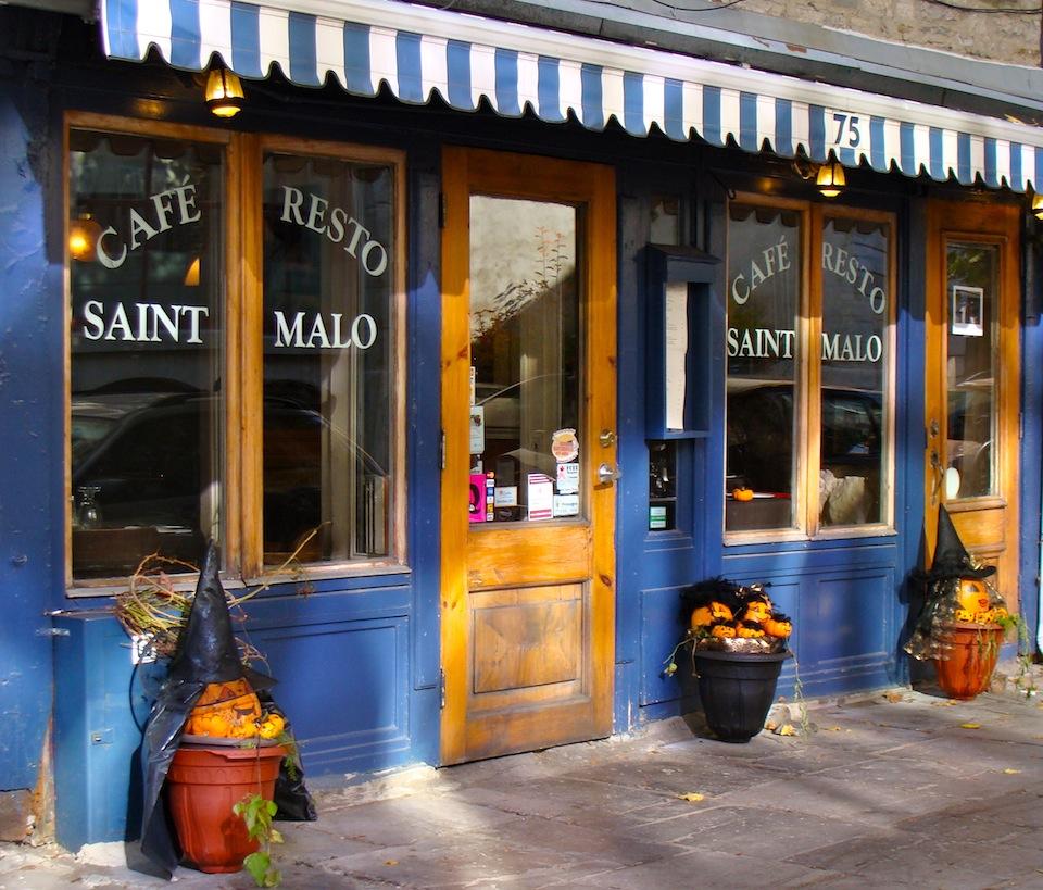 Un caf fran ais n est pas un bar am ricain les quatre saisons - Construire un bar americain ...
