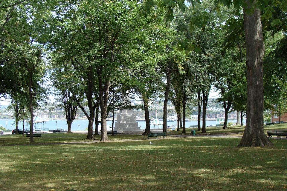 Le jardin du fort les quatre saisons for Au jardin du gouverneur