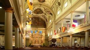 cathedrale saint louis nouvelle orleans