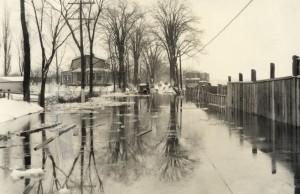 inondation riviere des prairies