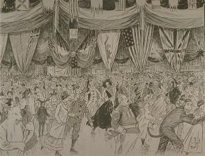 mascarade montagnard montreal 1905