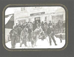 montreurs dours saint pamphile 1915