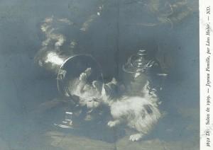 trois chatons samusant