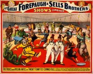 publicite forepaugh sells
