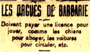 orgues de barbarie