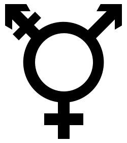 pictogramme des transgenres