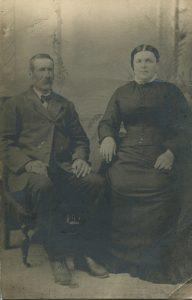 Calixte Bergeron et Emilie Clement