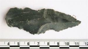 couteau de la prehistoire