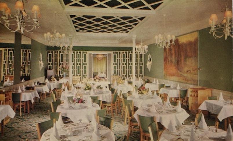 Restaurant Au Charbon Quebec