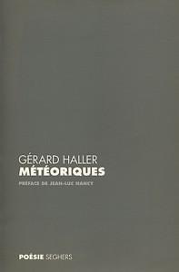 gerard haller meteoriques