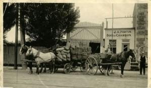 boutique dun marchand de bois et de charbon