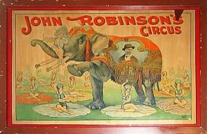 cirque robinson