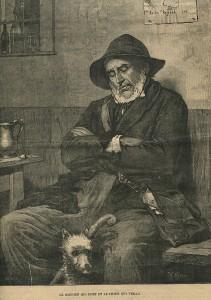 le gardien qui dort et le chien qui veille