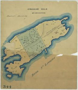 plan de grosse isle