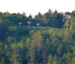 trio de croix deux