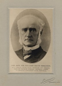 william hingston medecin
