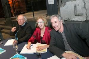 le trio d auteurs