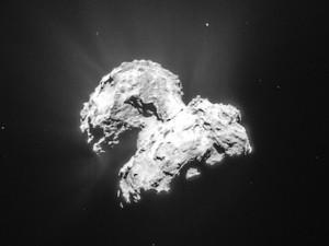 comete tchouri