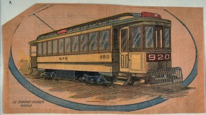 tramway nouveau modele