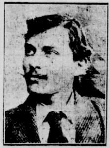 Albert Lozeau en 1909