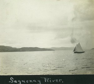 saguenay avec voilier