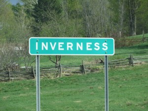 inverness annonce