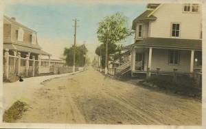 rue village quebecois