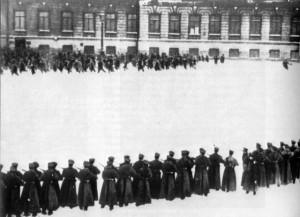 saint pertersbourg dimanche sanglant 1905