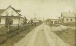 village quebecois carte postale