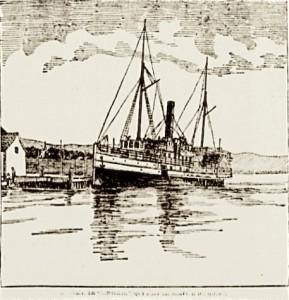 steamer admiral