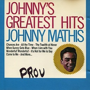 johnny mathis greatest hits