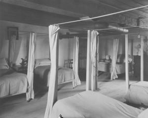 dortoir de la ferme saint gabriel