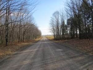 route Moreau fin novembre