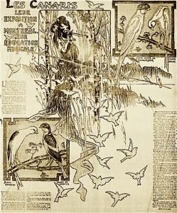 exposition-sur-les-canaris-La-Patrie-10-dec.-1904