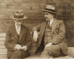 Paul de Martigny et Jean Charbonneau