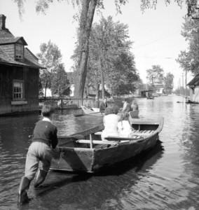 inondation a pointe gatineau