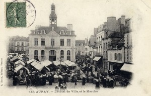 Aurey en Bretagne