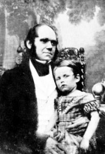 Charles et William Darwin