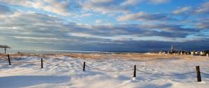 bonaventure en hiver