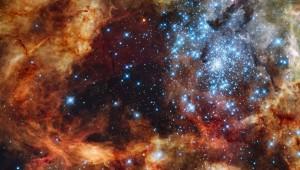 photographie prise par Hubble