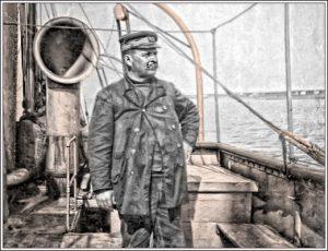 J B. Belanger capitaine