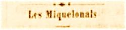 Chez les Miquelonais