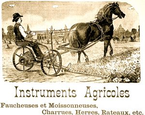 Instruments agricoles