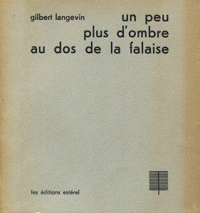 Page couverture langevin