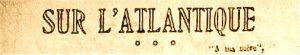 sur latlantique