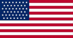 le-drapeau-americain-1896-1908